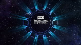 Episode 5: Zodiac Signs- Symbol, Lord, Animal, Element, Nature
