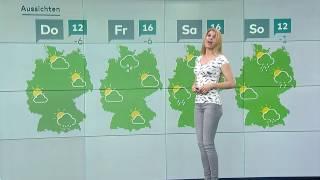 N24 Wetter - Bitterkalte Polarluft rauscht über Deutschland