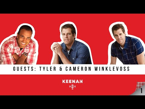 The Winklevoss Twins Discuss Facebook, Bitcoin, Successes, And More On Keenan LIVE!