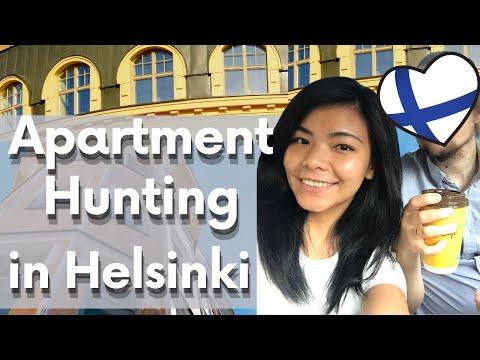 APARTMENT HUNTING IN HELSINKI | VLOG 🇫🇮