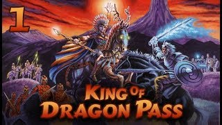 King of Dragon Pass (Long/Normal) Part 1 - The Making of the Dragon Clan