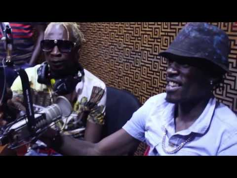 Vampino performs his new song - A Wah do dem Live in studio | The Big Bang - Evening Rush