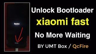 Unlock Bootloader Xiaomi Phones Redmi Note 7 By UMT Box QcFire