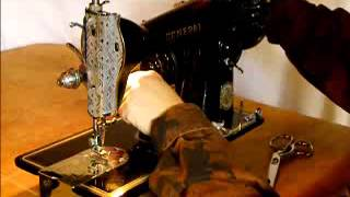 The General - A Fine Japanese-Made Sewing Machine