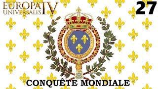 [FR] EUIV - LIVE - La France à la conquête du monde 27