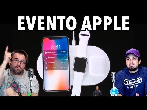 Download Youtube: IPHONE X, 8 E 8 PLUS - EVENTO DA APPLE!
