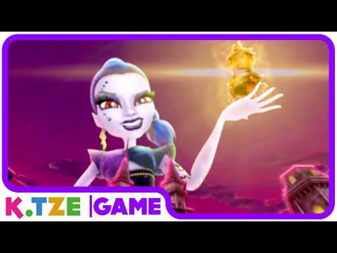 Let's Play Monster High auf Deutsch ❖ 13 Wünsche Spiel für Nintendo Wii U | Ganze Folge Teil 8.