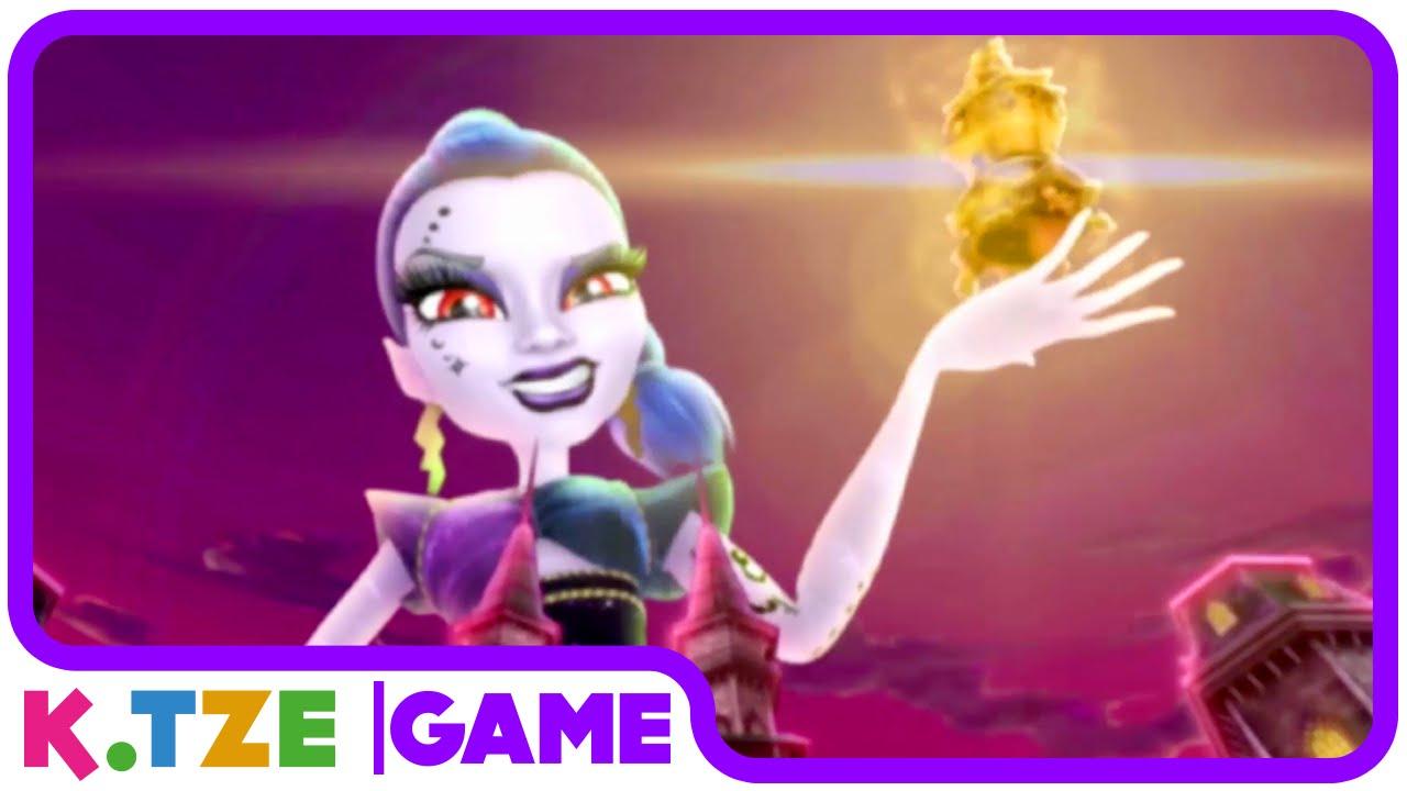 Let's Play Monster High Auf Deutsch 13 Wünsche Spiel Für