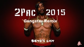 2Pac Ft.  Kat Dahlia - Gangster (New Remix 2015)