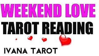 ❤️ Ex Having a Regrets..!   Weekend Love Reading, Ivana Tarot