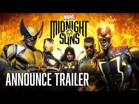 Анонсирована тактическая игра Midnight Suns по вселенной MARVEL от создателей XCOM