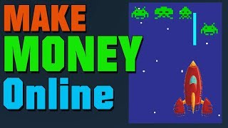Make money by creating simple games, no skills required. in this video i'm going to show you how can online making games and monetiz...