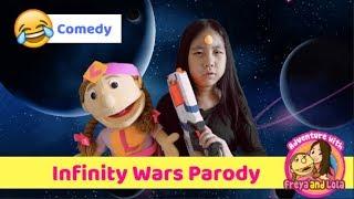 budget avengers infinity war
