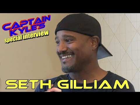 Seth Gilliam The Walking Dead  Captain Kyle Special