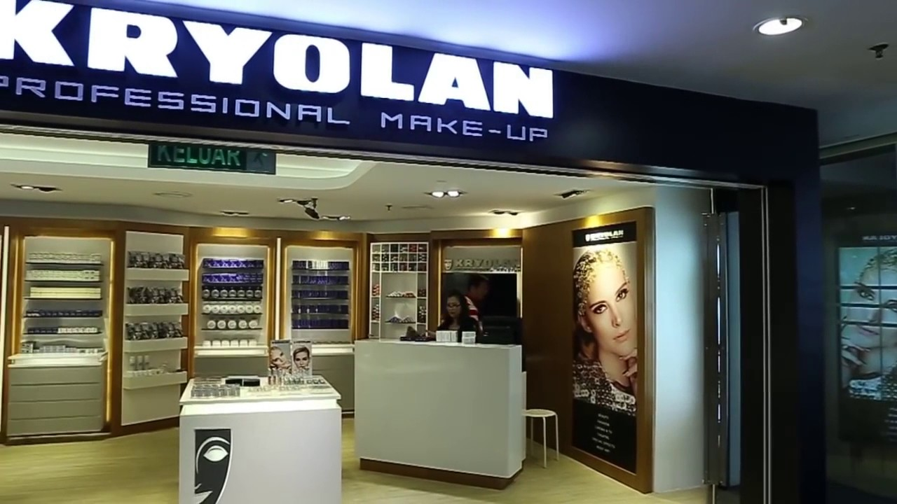 Kryolan Professional Makeup In Malaysia You