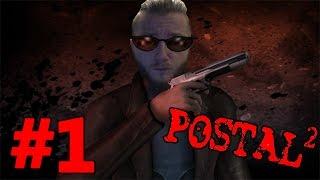 Postal 2 Gameplay PL #1 - Ciapaty i mleko || Diabeuu ( Zagrajmy w / 60fps )