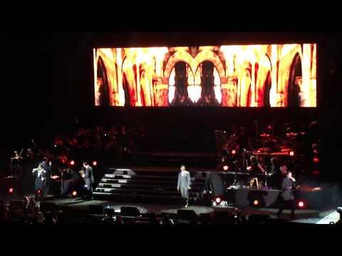Il Divo - La vida sin amor - Luna Park - Buenos Aires - Argentina - 19/10/2012
