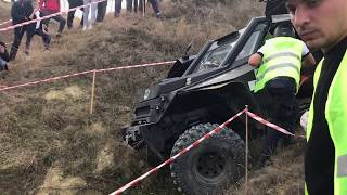 Off-Road Moldova 2018.  BatMobile