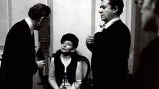 """Maria Callas - """"No, no, Turiddu, rimani rimani ancora"""""""