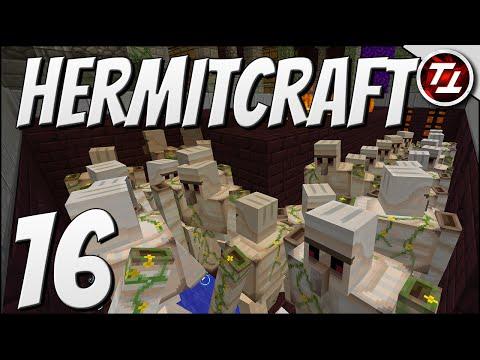 Minecraft :: Hermitcraft IV #16 - Golem...