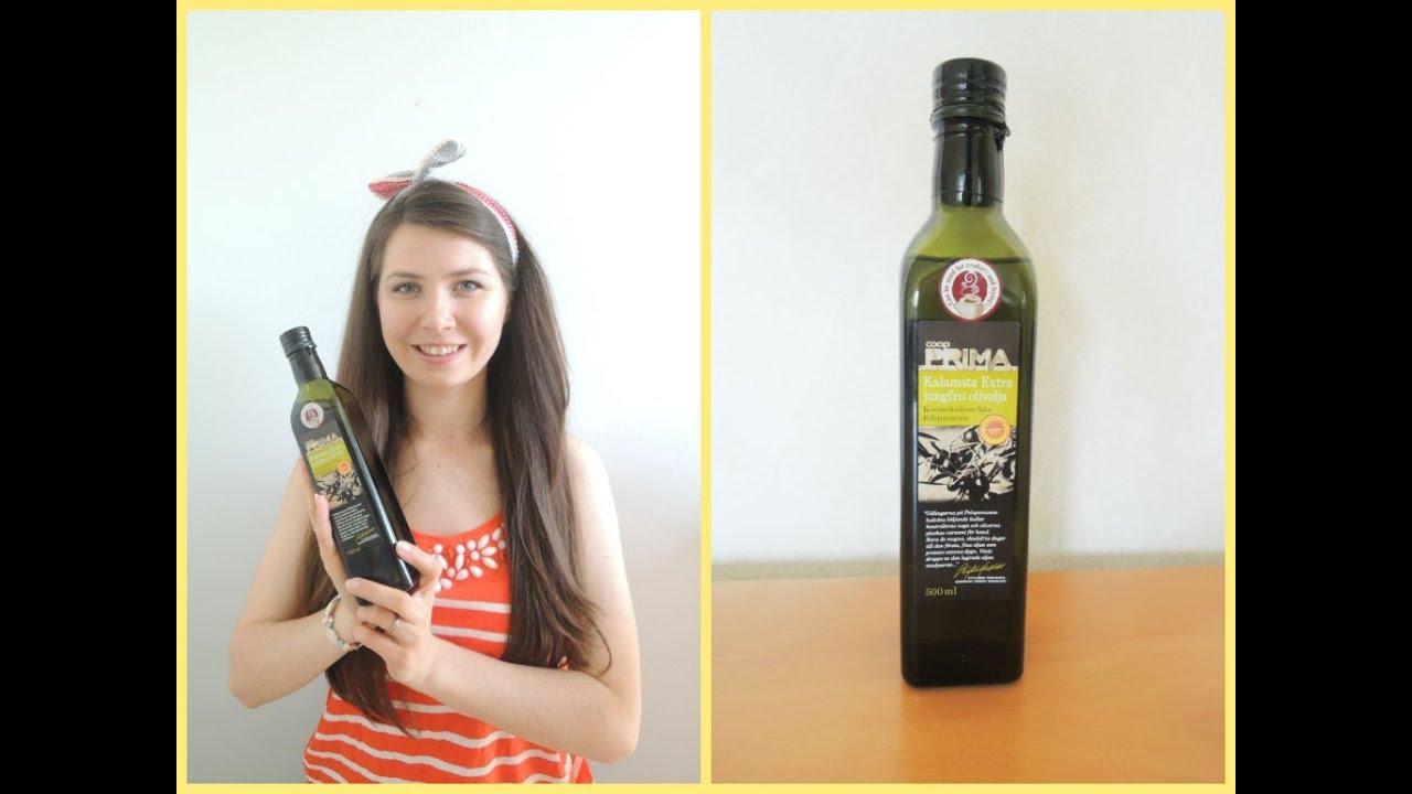 Оливковое масло для волос: способы применения