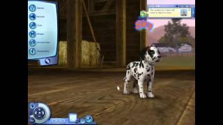 The Sims 3 Breeding Dalmatians