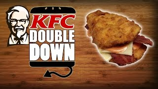 Kfc Double Down & Colonel's Special Sauce Recipe - Hellthyjunkfood