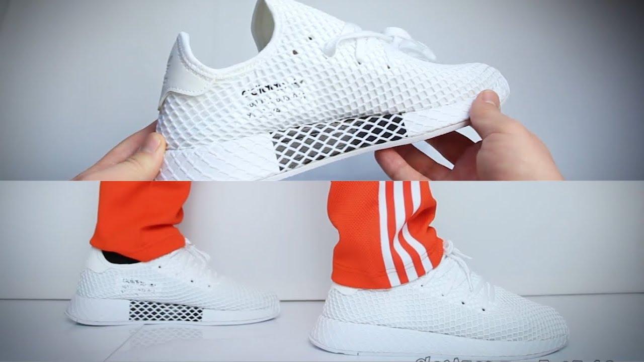 6c4c664226fe24 Adidas Deerupt Runner