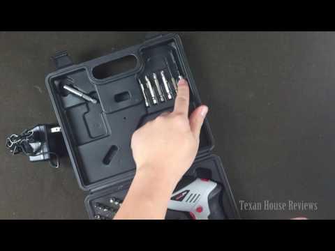 Portable Cordless Drill - GOCHANGE
