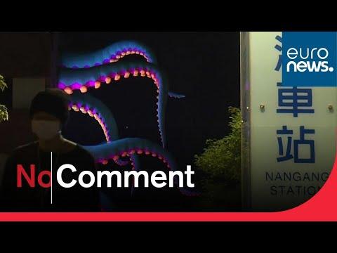 """A Taipei, la magie du festival """"Nuit Blanche"""""""