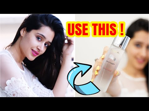 how-to-get-bright-skin---l'oreal-paris-crystal-micro-essence-#acne#itscrystalclear#tapforcrystalskin