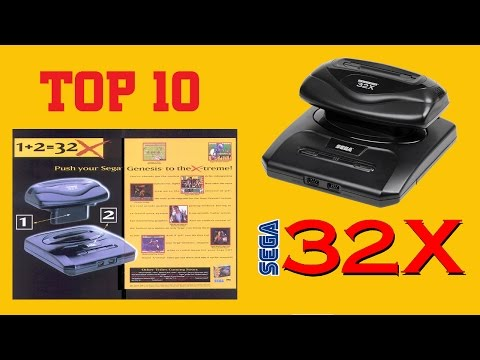 Is the Sega 32X really that bad? - Sega Genesis - AtariAge