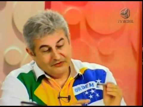 Leda Nagle entrevista o astronauta brasileiro Marcos Pontes - parte 3 de 3