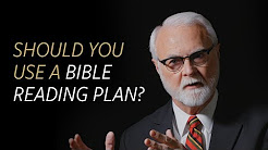 Should you use a Bible reading plan?