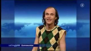 Olaf Schubert im Satire Gipfel