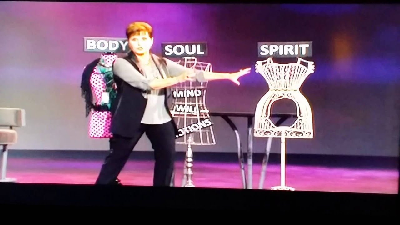 Joyce Body Soul Spirit Youtube