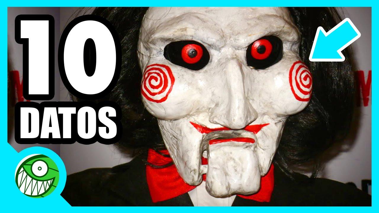 10 Curiosidades Sobre El Juego Del Miedo Saw Youtube