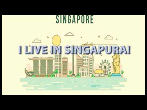 We Live In Singapura   Lyrics