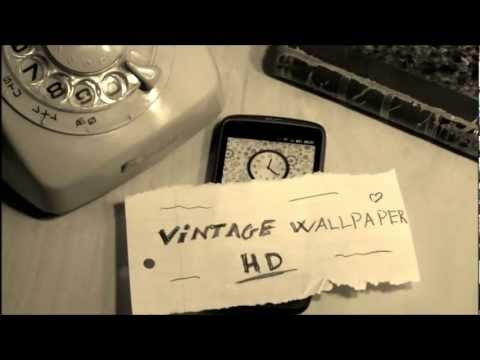 Vintage Wallpaper Hd For Android Youtube
