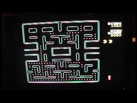 TV Games Reviews #122: Jakks Pacific Arcade Gold Featuring Pac-Man
