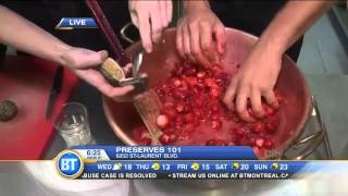 Learn How to Make Camilla Wynne's Strawberry & Passionfruit Jam!