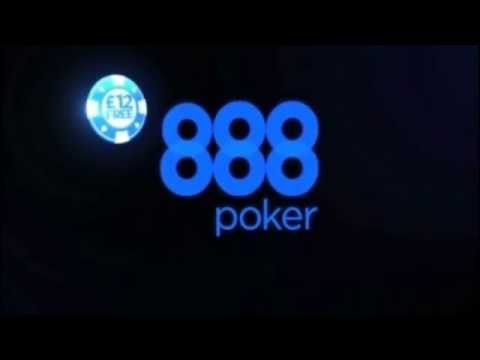 888Poker - New UK Commercial