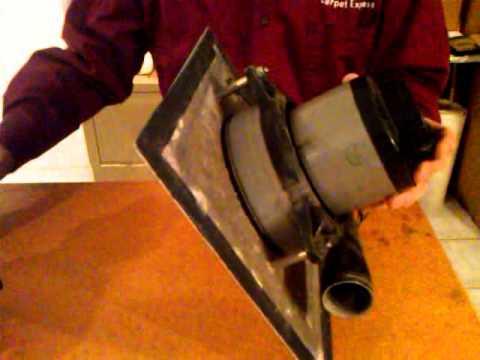 Rug Doctor R 40 Vacuum Repair You