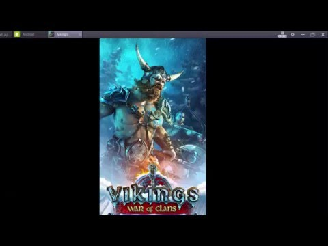 Vikings: War of Clans на компьютер.
