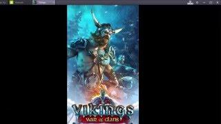 Vikings: War of Clans на компьютер.