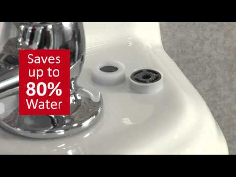 Neoperl UK: Save water and energy at home