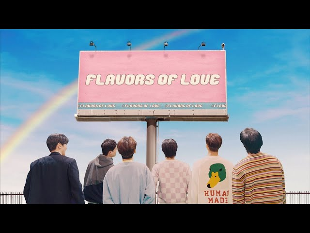 MONSTA X 「Flavors of love」 Music Video
