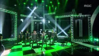 MBLAQ - Again, 엠블랙 - 다시, Music Core 20110305