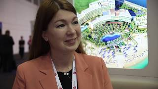 Anastasiya Plekhova, assistant director of sales, Rixos the Palm