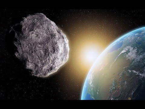 Wormwood : Scientist say a mountain-sized Asteroid may pass Earth's Orbit in 3 Years (Dec 09, 2014)